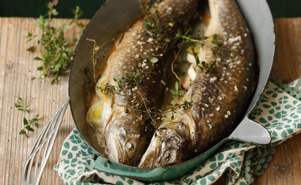 Rezepte winterliche fischk che gusto at for Heimische fische