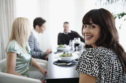 f r gesellige abende mit freunden essen trinken gusto at. Black Bedroom Furniture Sets. Home Design Ideas