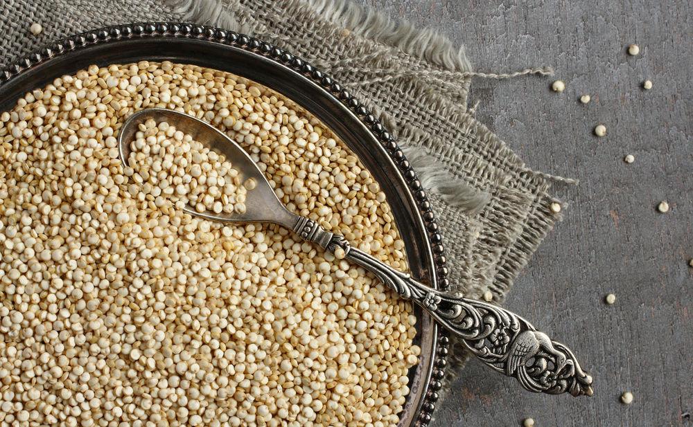 quinoa das glutenfreie getreide gusto at. Black Bedroom Furniture Sets. Home Design Ideas