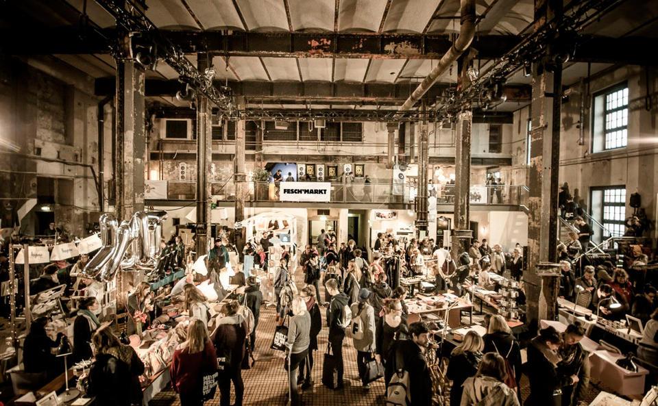 Feschmarkt Wien 13 Gustoat