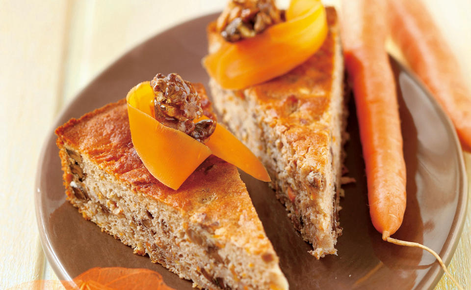 Karotten Apfelkuchen Rezept Gusto At