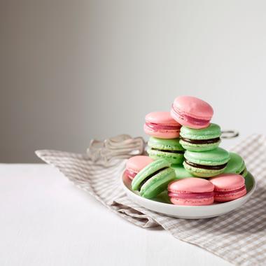 macarons selber machen slide 1 gusto at. Black Bedroom Furniture Sets. Home Design Ideas