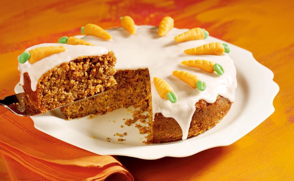 Kuchen zuckerglasur